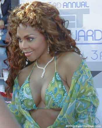 The 411/2003 BET Awards Paris Hilton